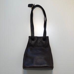 Coach Vintage Leather Sonoma Bucket Crossbody